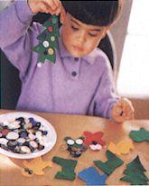 Как сделать елочные игрушки своими руками простые
